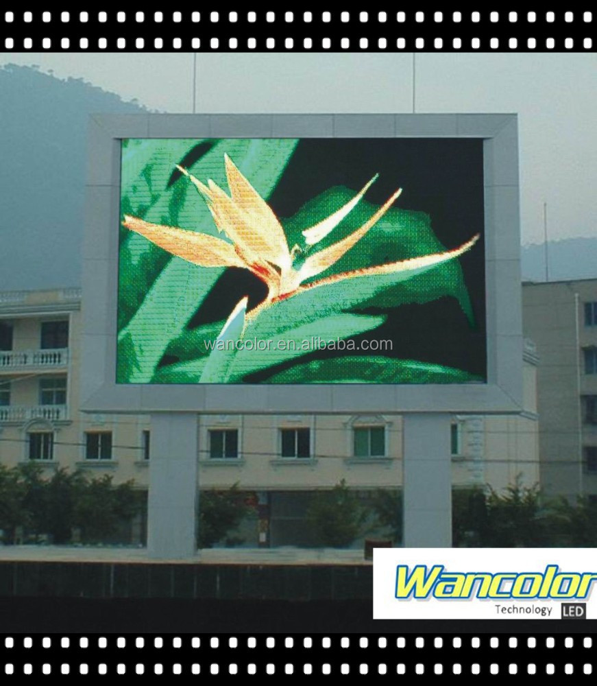 Low Consumption at The Most Competitive Price in China p10 Outdoor Full Color LED video display