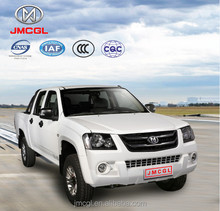 chinese double cabin pickup trucks