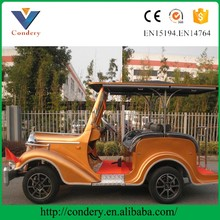 Hot sell Chinese Electric Car/Hotel Cart Golf Car/Electric Classic Cart
