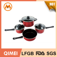 carbon steel non stick cookware