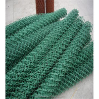 High quality pvc coated chain link fence,hot dipped galvanized chain link fence (Wholesale)