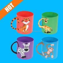 Assorted Color Animal 3D Ceramic Kids Coffee Mugs for Sale