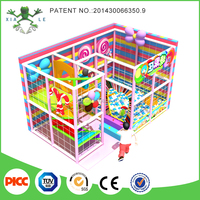 Factory Price Wholesale Kids Plays Indoor Playground Set