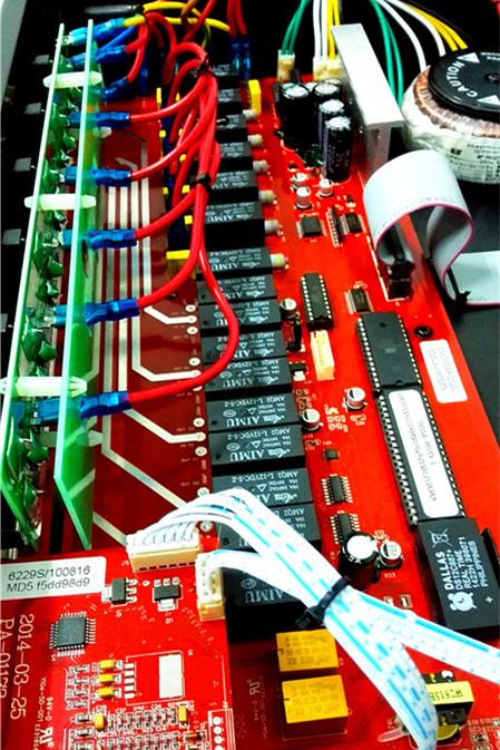 Итц T-6232 система оповещения 10 зоны селектор