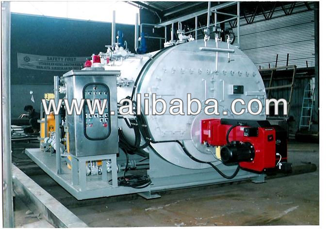 Fire Tube Boiler Indonesia