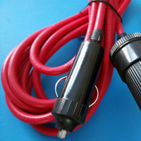 12v extension cord, 12V dc power cord cigarette lighter power cord