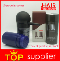Keratin Natural Hair Care Product Hair Building Fiber For Male and Female Hair Loss