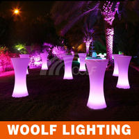 Wonderful Rechargeable Outdoor Waterproof LED Party Furniture