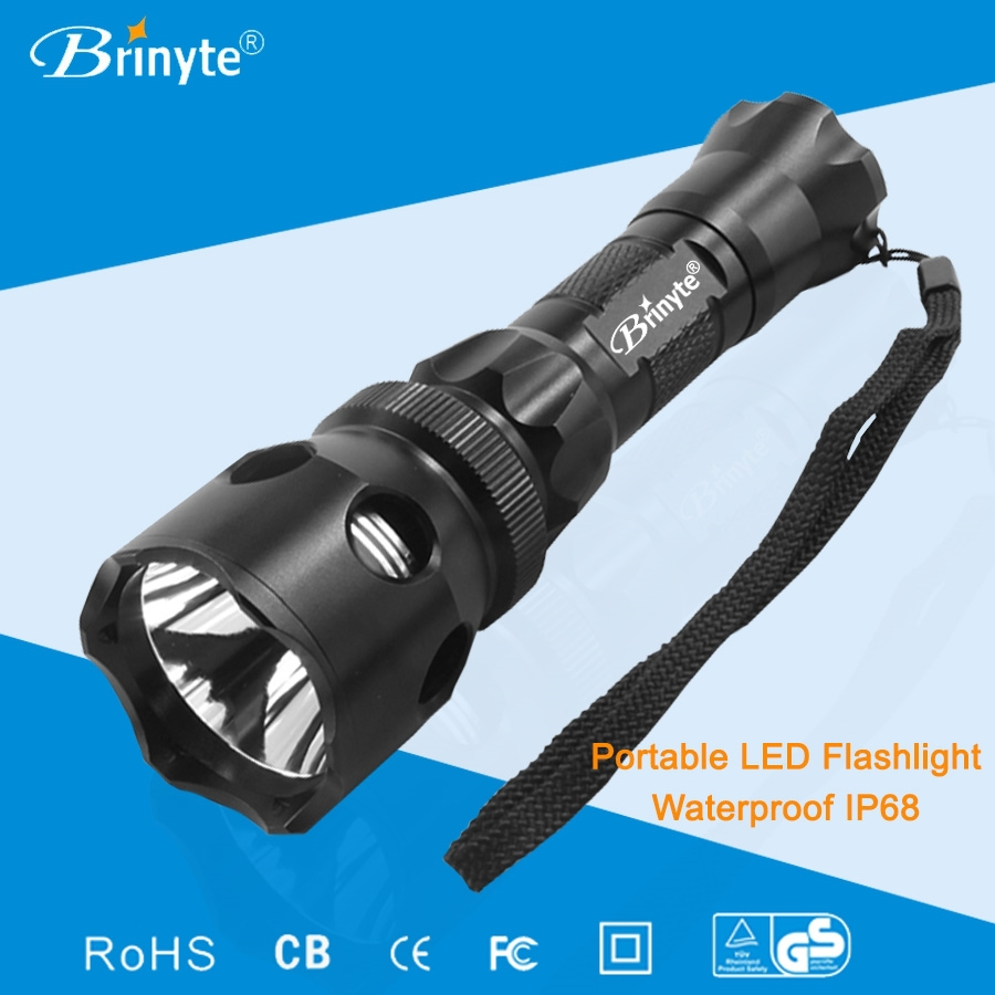 China cheap rechargeable powerful animal rifle led hunting spotlights