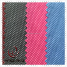840d Pvc coated oxford fabric material for making bag