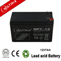 Home Alarm accessories 12V 7Ah cctv battery exporter