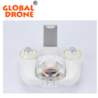 CX-10WD-TX Edition with Remote Control 4CH 2.4GHz 6 Axis Gyro FPV Wifi Remote Control RC Real-time Video Fixed-height