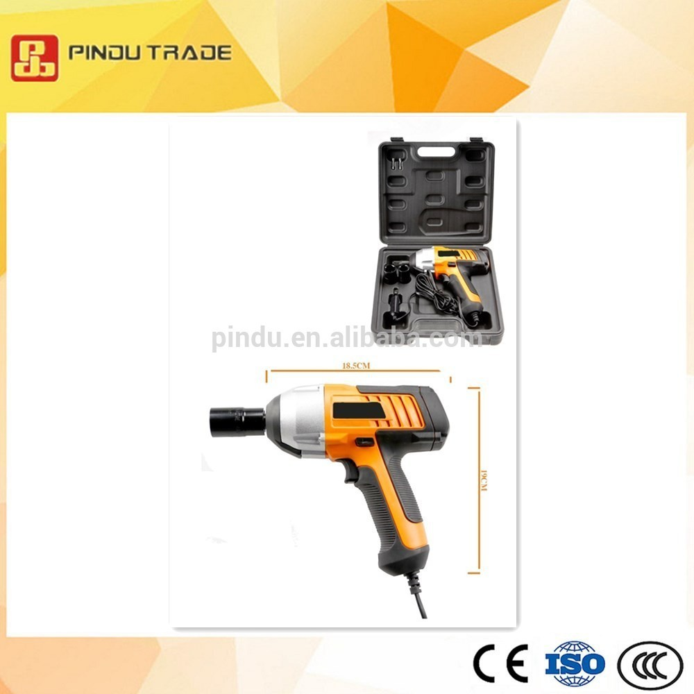 12v Durable electric impact wrench for car