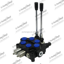 N0182 hydraulic hand control valve,flange hydraulic control valve,fire extinuisher plastic valve