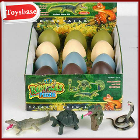 Assemble reptiles animal toy