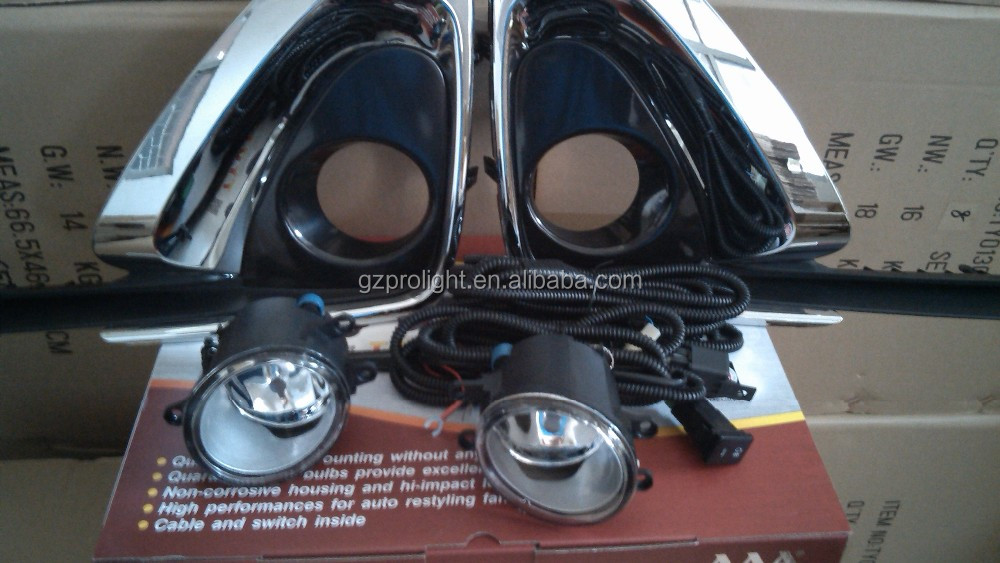 Fortuner 2015 fog light lamp From 25 Years Manufacturer In China _ TY013C