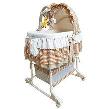 2017 Baby Bed Furniture baby swing bassinet