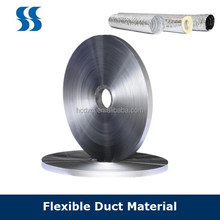 PET+Alu Foil 40 Mic Composite Film as Good Material for Flexible Duct