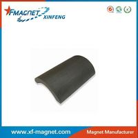 High Shine Strong Sintered Ferrite Block Magnet Y35