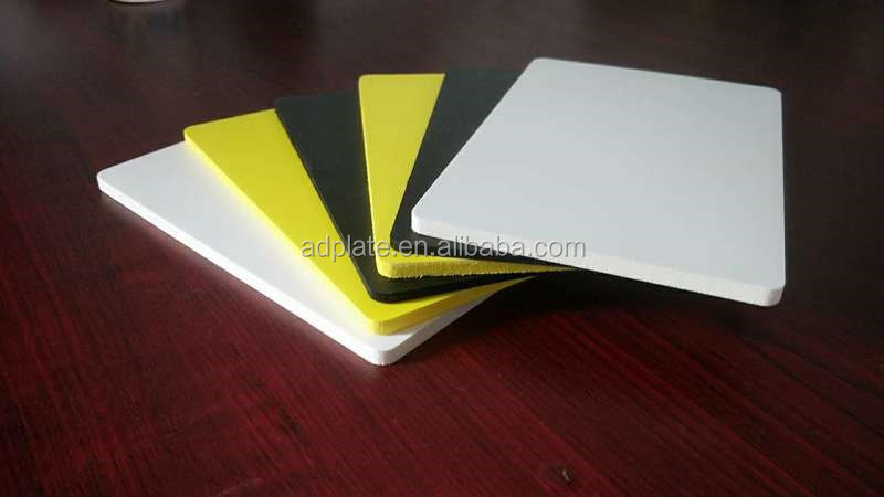 China top suppliers low price Fireproof Sheet PVC