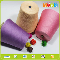 acrylic rayon yarn for functional fabric about heating and moisture absorbent