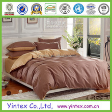 Wholesale Wrinkle Free Emboss Microfiber Brushed Cheap Russian Bed Linen