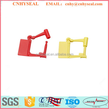 CH508 Top quality plastic padlock seal manufacturer