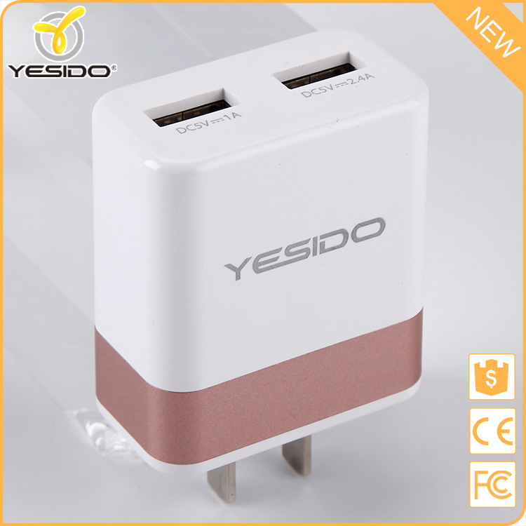 High quality wholesale japan cell phone charger,rohs charger,for apple charger