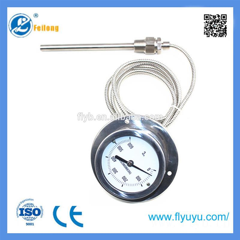 Hot selling marine industry use pressure type temperature thermometer