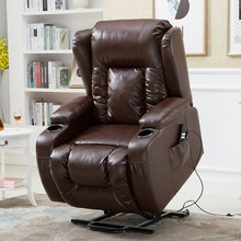 Electric Power lift chair recliner with OKIN/KAIDI motor with massage heat