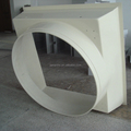 fiberglass fan cover RTM, SMC, hand lay up