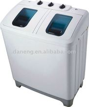 twin tub washing machine,wash capacity 8.0kg