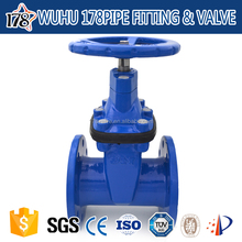 Resilient -Seated Gate Valve BS5163 DN150