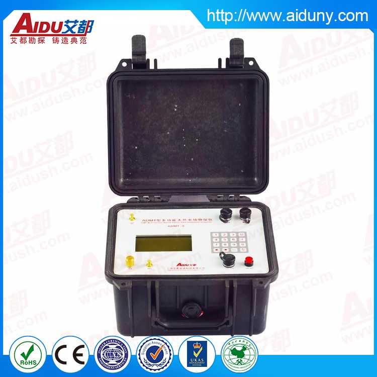 High power most reliable and accurate underground gold detector machine