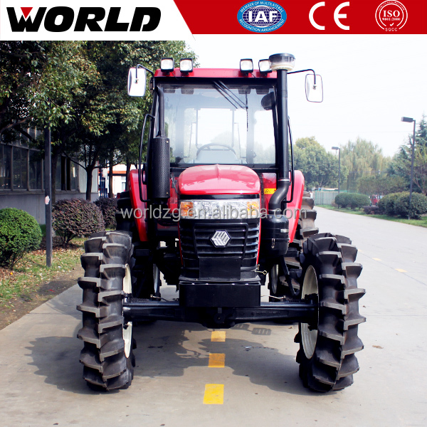 price of 130 HP 4x4 new condition chinese farm tractor