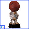 factory direct sale basketball resin trophy
