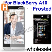 Wholesale Frosted Screen Protector Film Guard for Blackberry Z30 A10