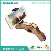 2017 Newest Product Wireless Connect AR Gun Shooting Controller for All Phones