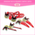 Various shape multi-color custom design your own cheap handmade goody wholesale hair accessories for girls