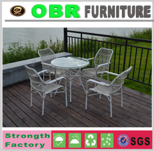 single Sofa Flat Wicker Rattan Furniture/ garden rattan furniute /patio rattan furniture bar coffee set