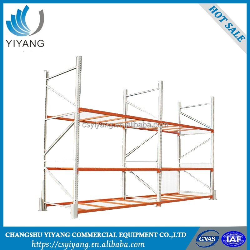 A wide variety used supermarket and trolley warehouse rack