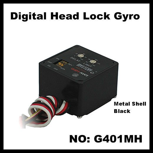 Mystery Digital Head locked AVCS Gyro G401 for 450 helicopter