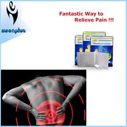 new products for 2016 fibromyalgia muscle pain relief patch