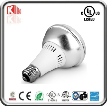 China Top Manufacturer UL dimmable led br 30 bulb warm white