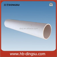 Large Diameter 2 inch pvc pipe for water supply Plastic PVC Pipe 200mm