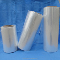 center folded POF shrink film jumbo roll