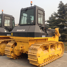 Heavy machinery shantui track bulldozer