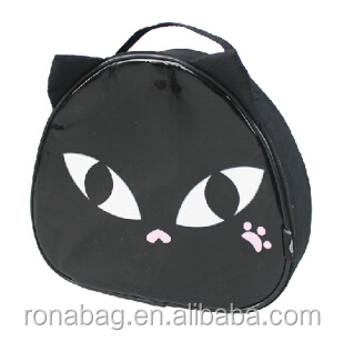 2014 cute thermal kids pvc lunch cooler bag