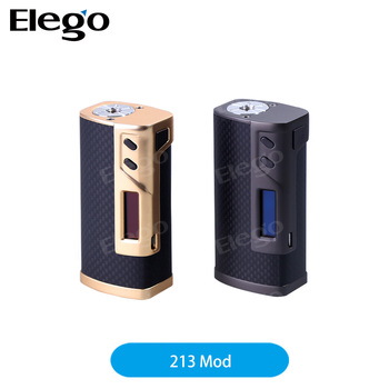 2017 Elego First Batch 100% Authentic Sigelei 213 Mod in Large Stock with Wholesale Price