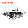 Tube&sheet laser cut stainless steel machinery, factory Supply Best Price 500w-6000w Cnc fiber Laser Cutting Machine
